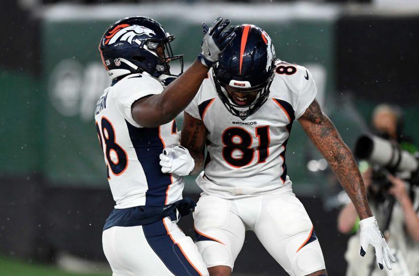 Denver Broncos, Tim Patrick