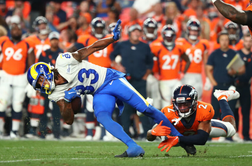 Denver Broncos cornerback Pat Surtain II - Mandatory Credit: C. Morgan Engel-USA TODAY Sports