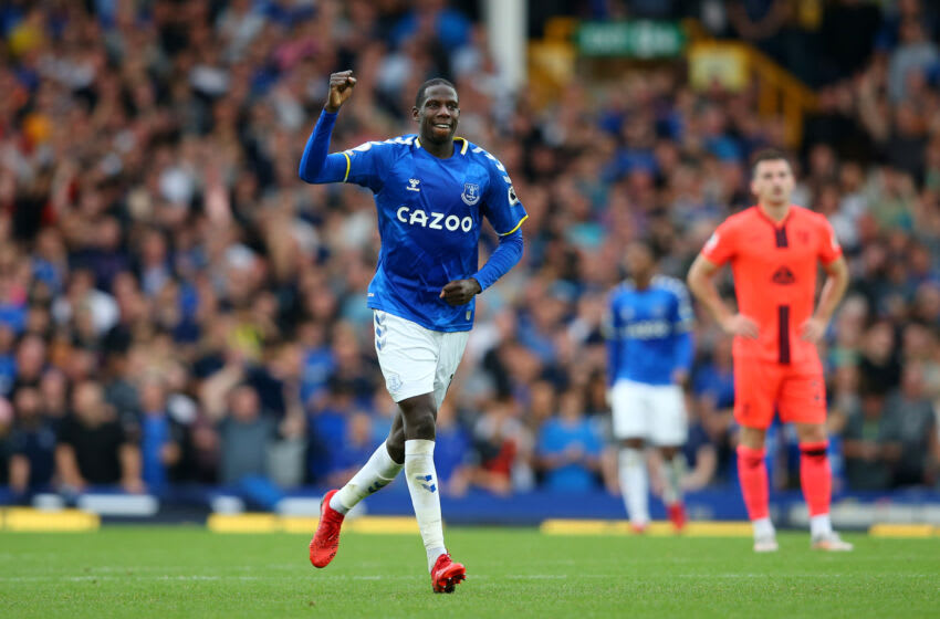 Everton (Photo by Alex Livesey/Getty Images)