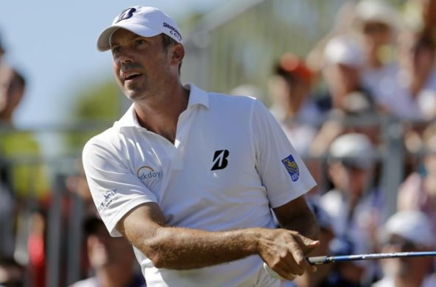 Matt Kuchar is a frequent contender at the Sony Open. Mandatory Credit: Reinhold Matay-USA TODAY Sports