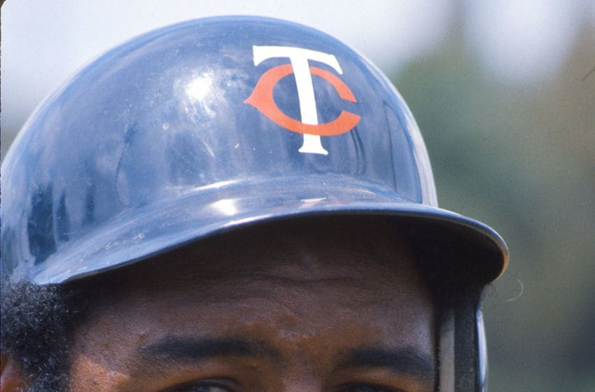 Larry Hisle of the Minnesota Twins (Photo by Focus on Sport/Getty Images)