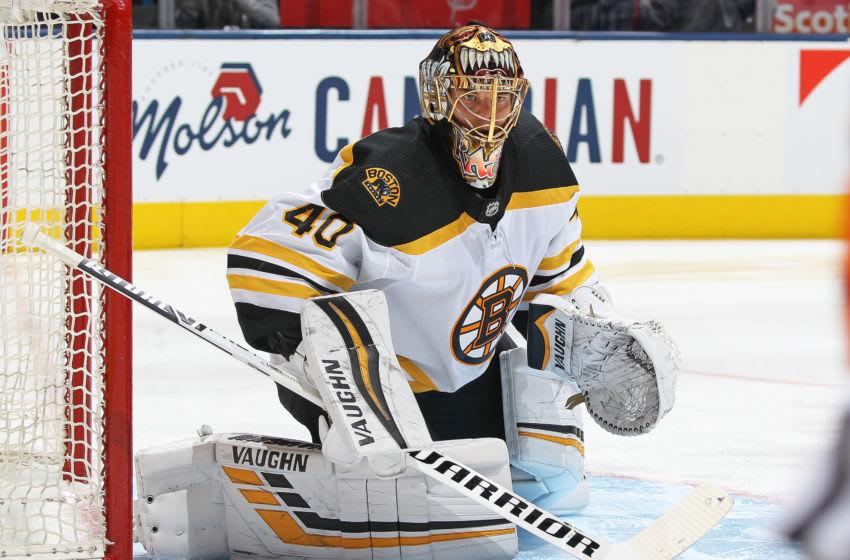 Tuukka Rask, Boston Bruins (Photo by Claus Andersen/Getty Images)