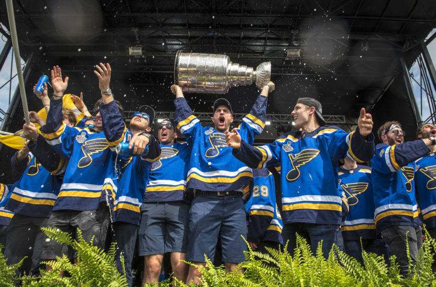 St. Louis Blues (Photo by Nic Antaya/Getty Images)