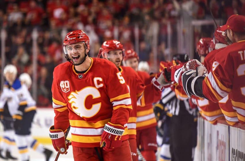 Mark Giordano, Calgary Flames (Photo by Brett Holmes/Icon Sportswire via Getty Images)