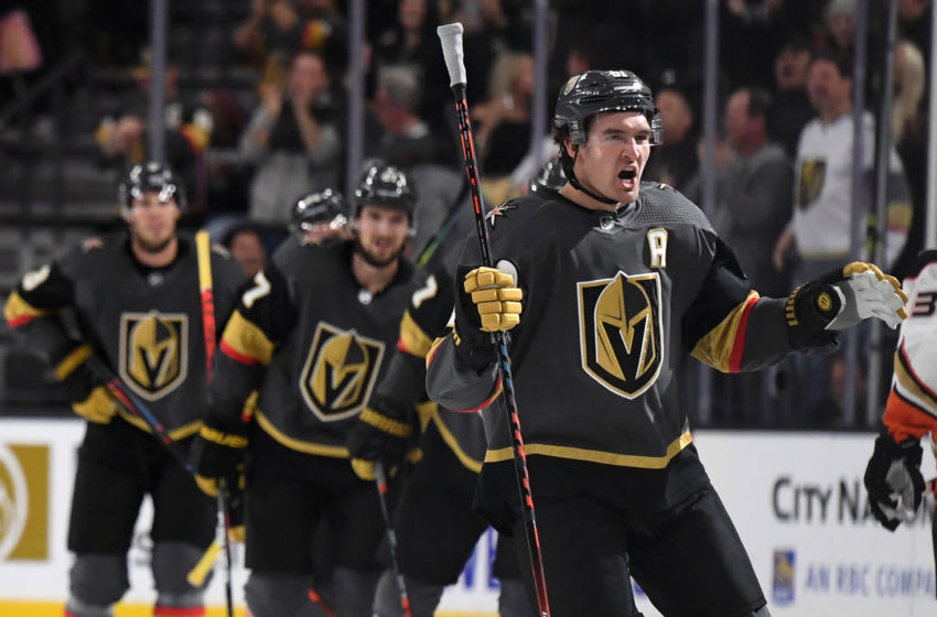 Mark Stone, Vegas Golden Knights (Photo by Ethan Miller/Getty Images)