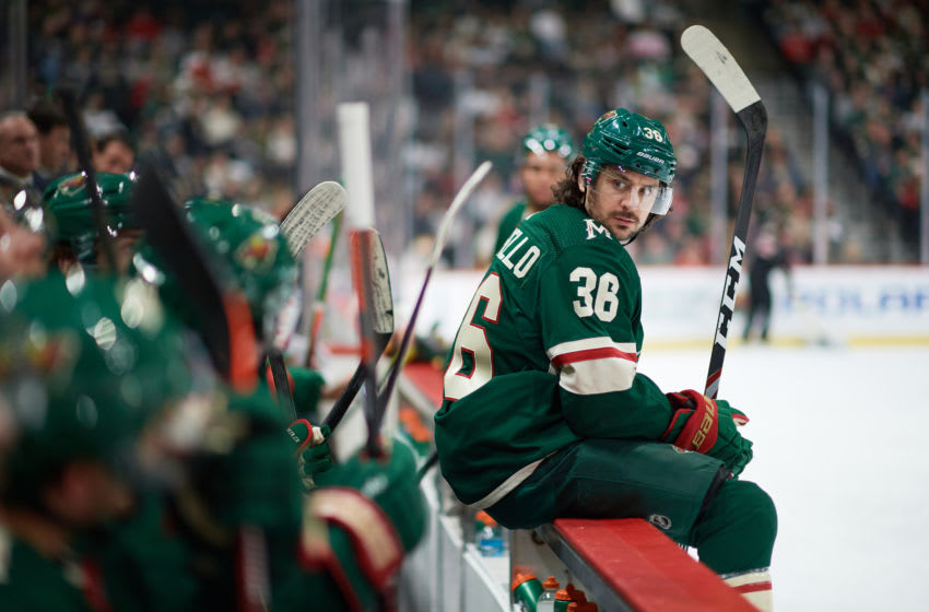 Mats Zuccarello, Minnesota Wild (Photo by Hannah Foslien/Getty Images)