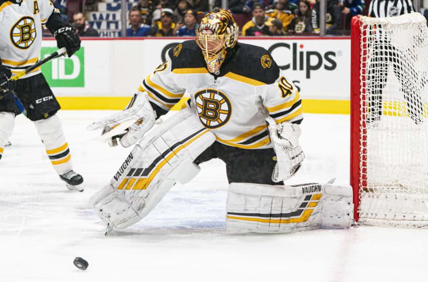 Tuukka Rask, Boston Bruins (Photo by Rich Lam/Getty Images)