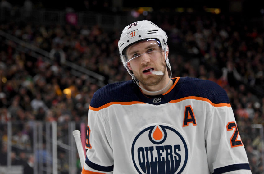 Leon Draisaitl, Edmonton Oilers (Photo by Ethan Miller/Getty Images)