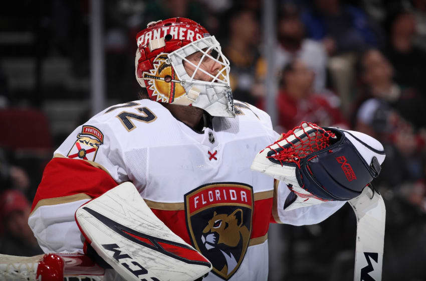 Sergei Bobrovsky, Florida Panthers (Photo by Christian Petersen/Getty Images)