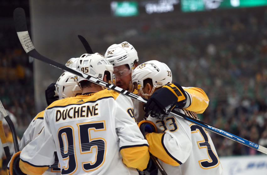 Nashville Predators NHL (Photo by Ronald Martinez/Getty Images)
