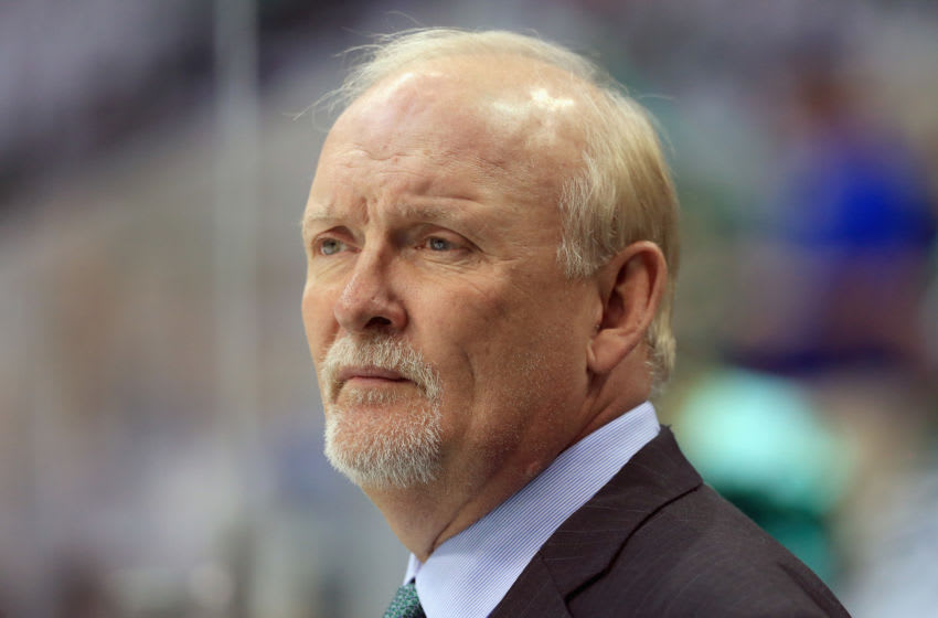 Lindy Ruff (Photo by Tom Pennington/Getty Images)
