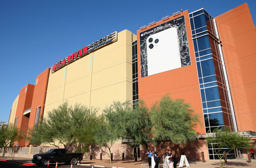 General view of Gila River Arena (Photo by Christian Petersen/Getty Images)