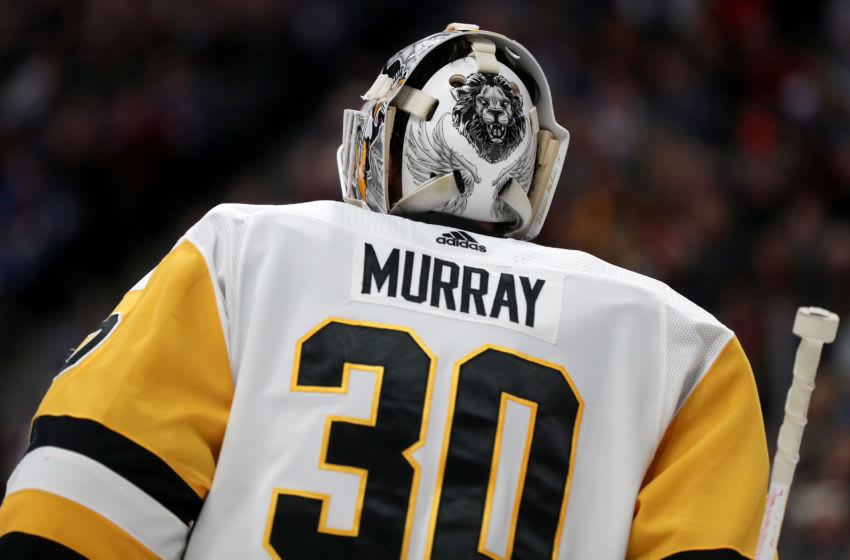 Matt Murray #30 of the Pittsburgh Penguins (Photo by Matthew Stockman/Getty Images)
