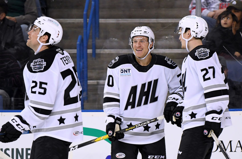 AHL All-Stars (Photo by Harry How/Getty Images)
