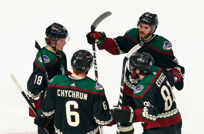 Arizona Coyotes (Photo by Jeff Vinnick/Getty Images)