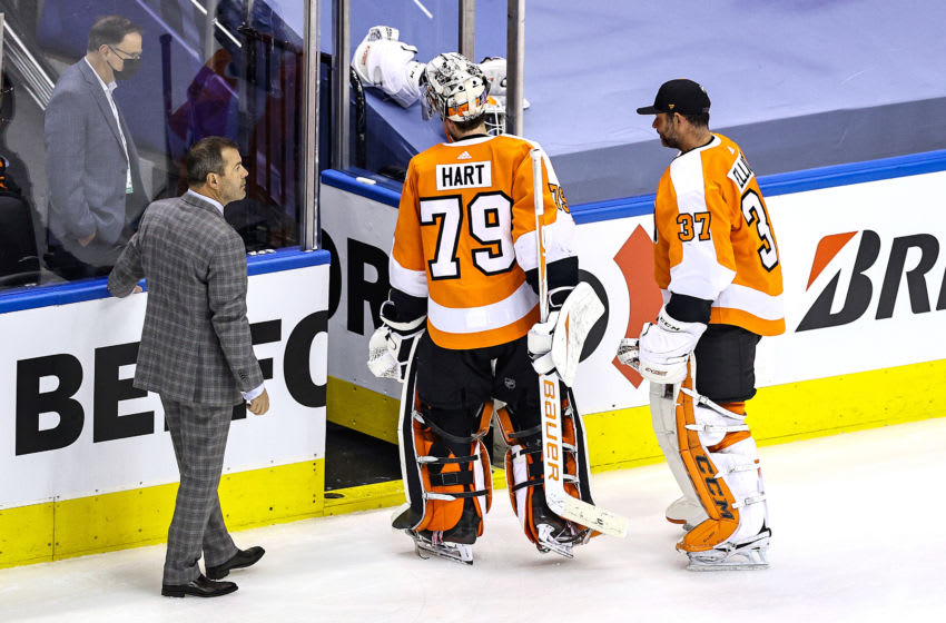 Philadelphia Flyers (Photo by Elsa/Getty Images)