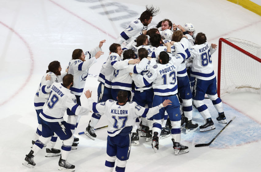 Tampa Bay Lightning (Photo by Bruce Bennett/Getty Images)