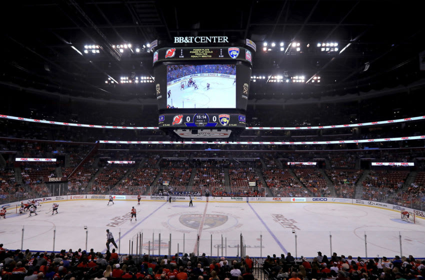 Florida Panthers (Photo by Mike Ehrmann/Getty Images)