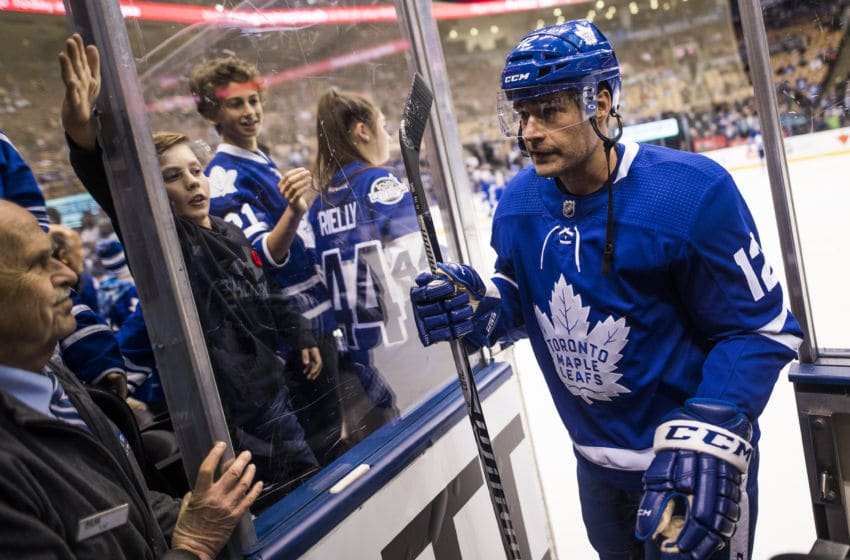 Toronto Maple Leafs: Patrick Marleau Earning His Contract
