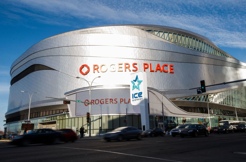 Rogers Place (Photo by Codie McLachlan/Getty Images)