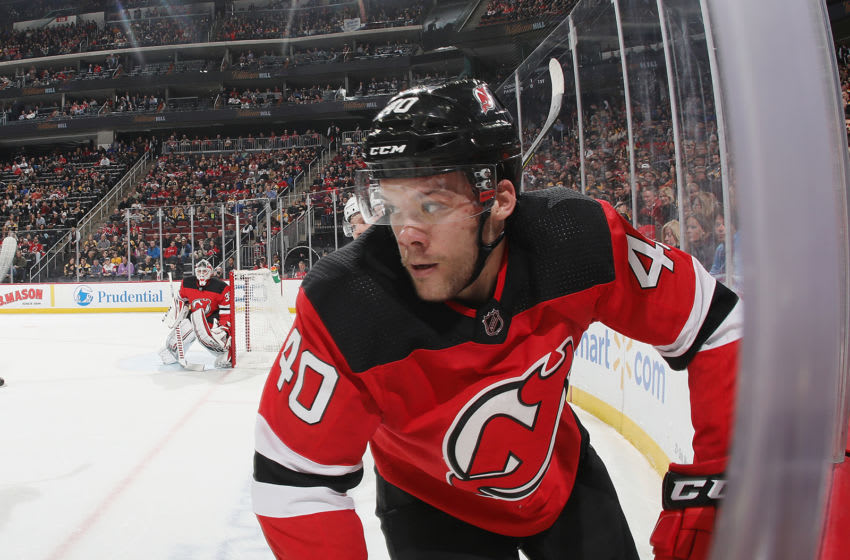 New Jersey Devils - Josh Jacobs (Photo by Bruce Bennett/Getty Images)