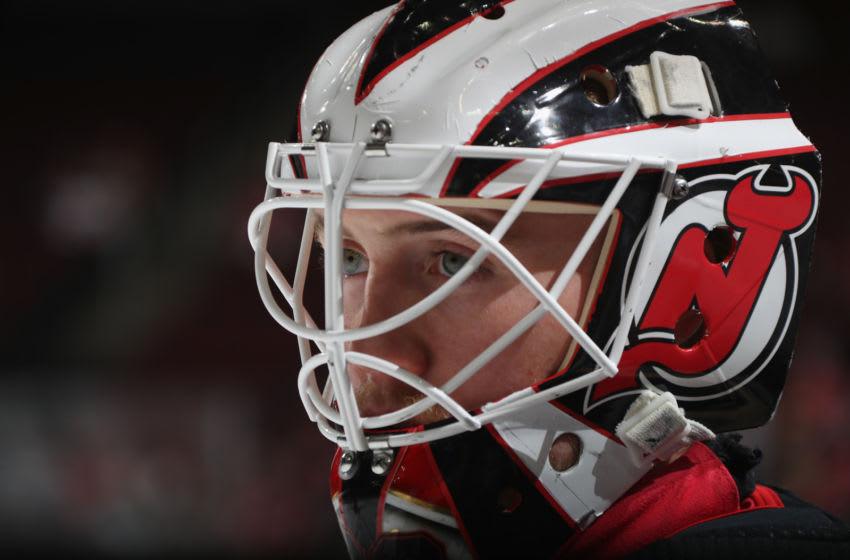 New Jersey Devils - Mackenzie Blackwood #29 (Photo by Bruce Bennett/Getty Images)
