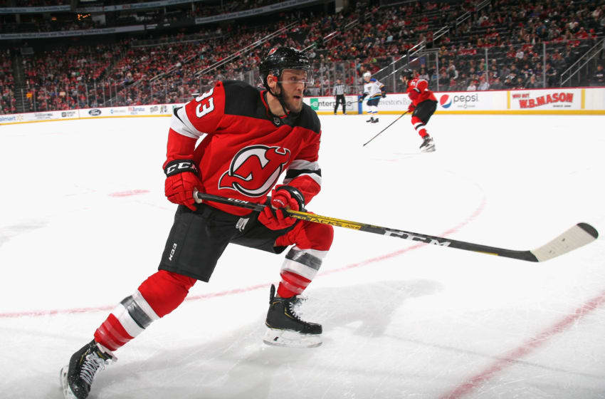 Fredrik Claesson - New Jersey Devils (Photo by Bruce Bennett/Getty Images)