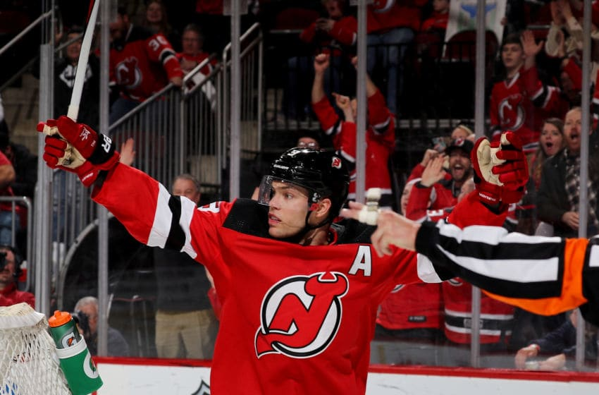 Taylor Hall - New Jersey Devils (Photo by Elsa/Getty Images)