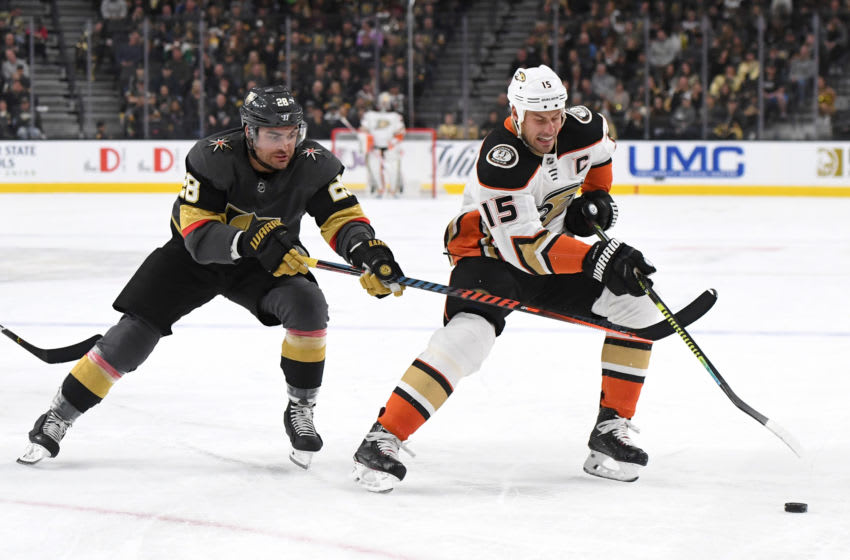 Ryan Getzlaf #15 of the Anaheim Ducks (Photo by Ethan Miller/Getty Images)