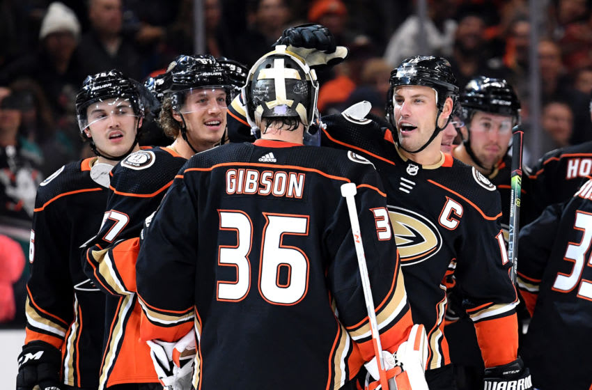 Ryan Getzlaf #15 of the Anaheim Ducks (Photo by Harry How/Getty Images)