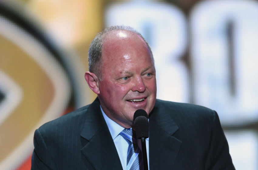 Bob Murray of the Anaheim Ducks (Photo by Ethan Miller/Getty Images)