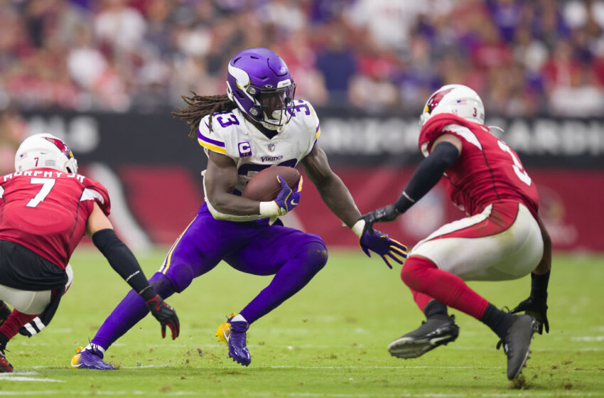 (Photo by Billy Hardiman-USA TODAY Sports) Dalvin Cook
