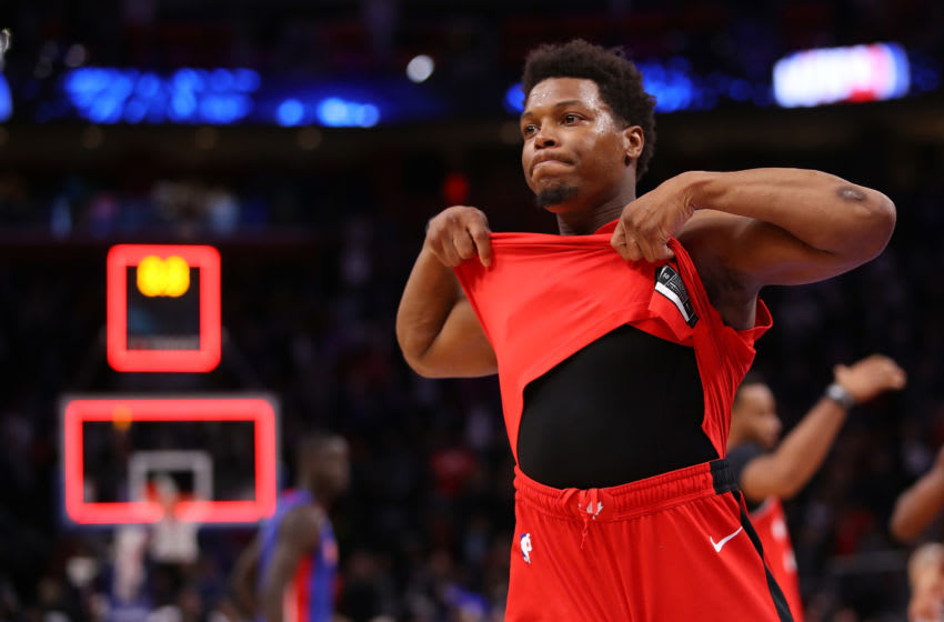 Toronto Raptors - Kyle Lowry (Photo by Gregory Shamus/Getty Images)