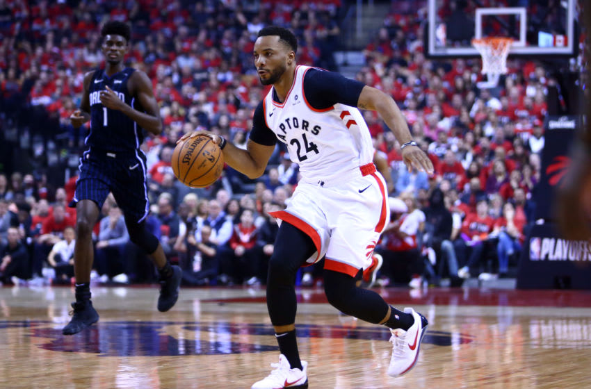 Toronto Raptors - Norman Powell (Photo by Vaughn Ridley/Getty Images)