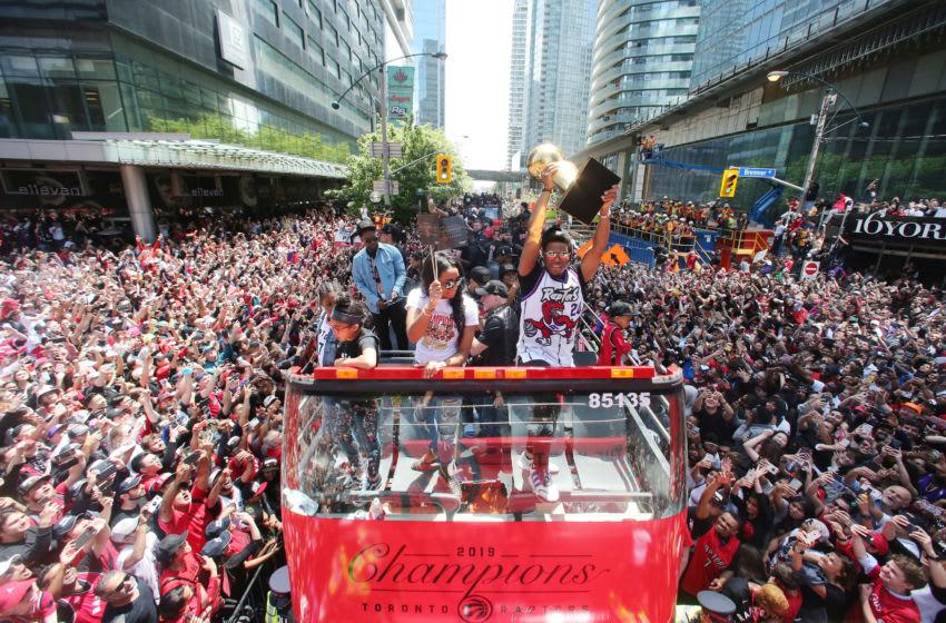 Toronto Raptors (Steve Russell/Toronto Star via Getty Images)