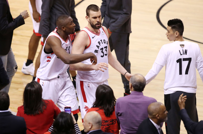 Toronto Raptors - Marc Gasol (Photo by Claus Andersen/Getty Images)