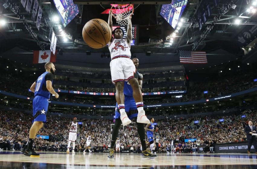 Toronto Raptors - OG Anunoby (Steve Russell/Toronto Star via Getty Images)