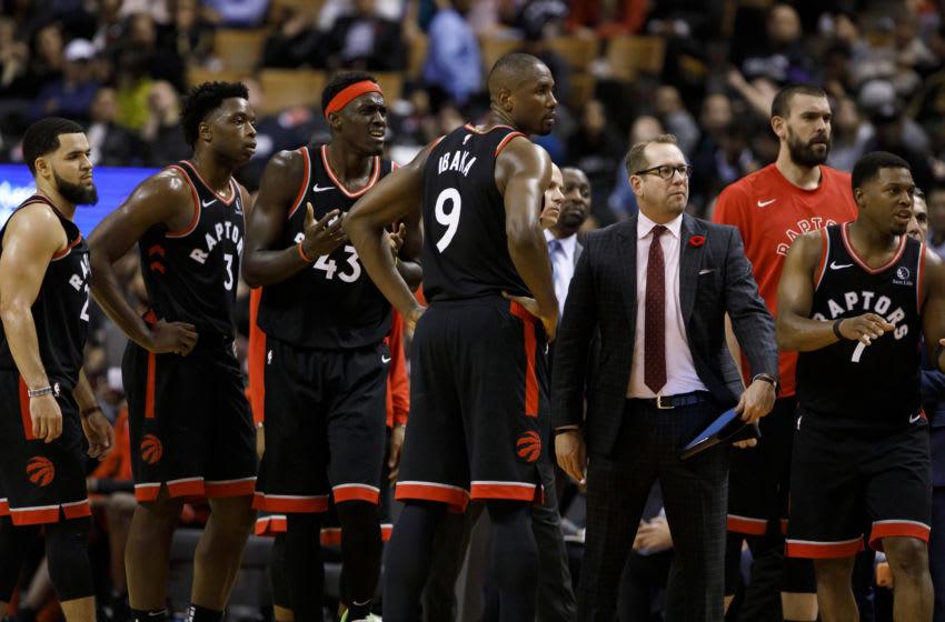 Toronto Raptors - Serge Ibaka (Photo by Cole Burston/Getty Images)