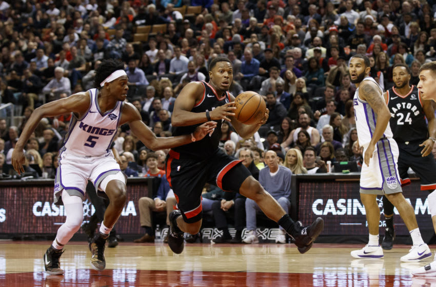Toronto Raptors - Kyle Lowry (Photo by Cole Burston/Getty Images)