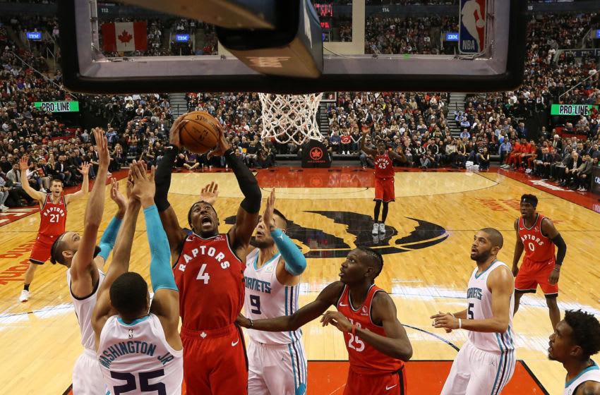 Toronto Raptors - Rondae Hollis-Jefferson (Steve Russell/Toronto Star via Getty Images)