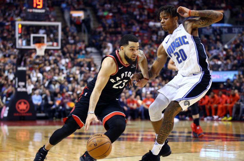 Toronto Raptors - Fred VanVleet (Photo by Vaughn Ridley/Getty Images)