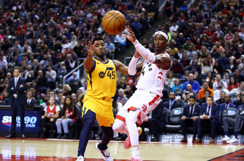 Toronto Raptors - Rondae Hollis-Jefferson (Photo by Vaughn Ridley/Getty Images)