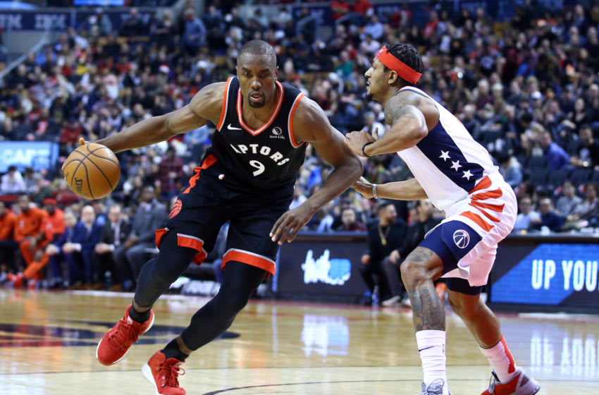 Toronto Raptors - Serge Ibaka (Photo by Vaughn Ridley/Getty Images)