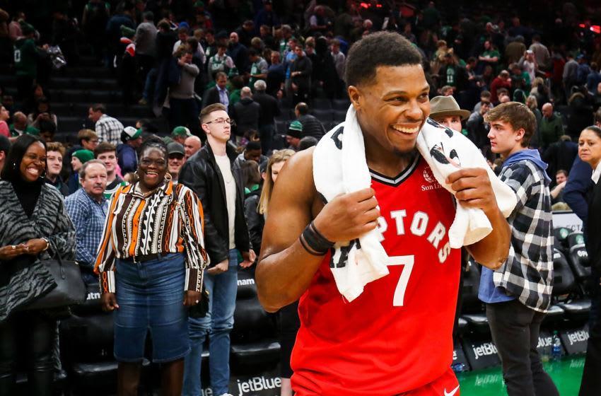 Toronto Raptors - Kyle Lowry (Photo by Adam Glanzman/Getty Images)
