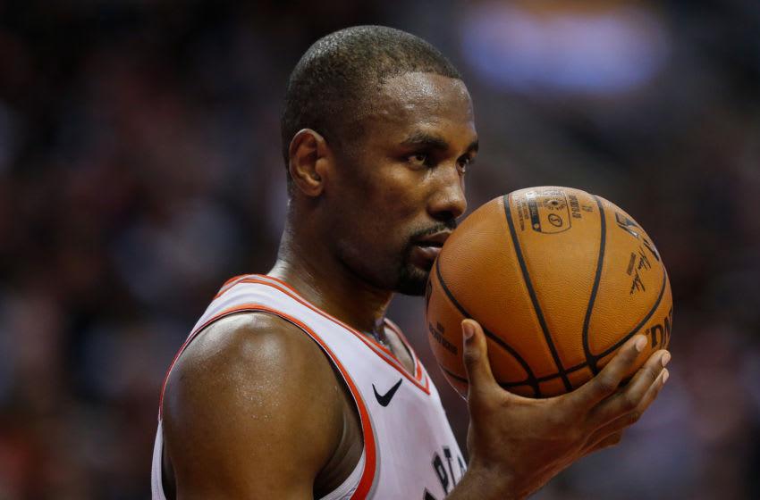 Toronto Raptors - Serge Ibaka (Rick Madonik/Toronto Star via Getty Images)