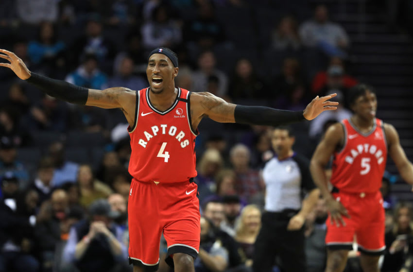 Toronto Raptors - Rondae Hollis-Jefferson (Photo by Streeter Lecka/Getty Images)