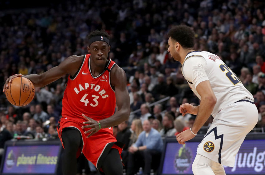 Pascal Siakam (Photo by Matthew Stockman/Getty Images)