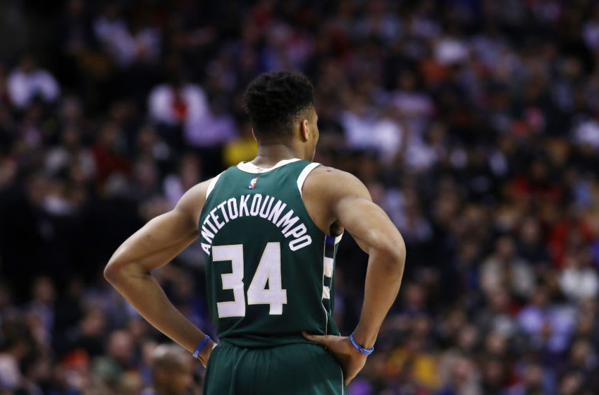 Giannis Antetokounmpo - future Toronto Raptors player? (Photo by Vaughn Ridley/Getty Images)