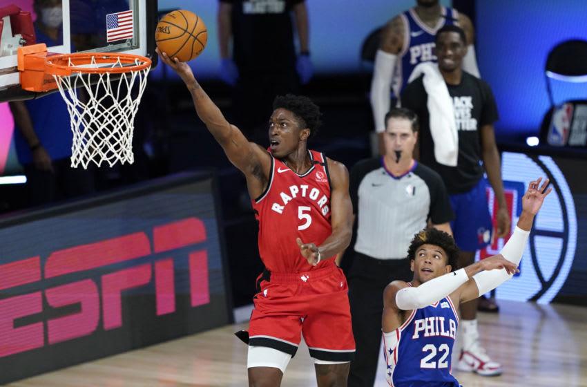 Toronto Raptors - Stanley Johnson (Photo by Ashley Landis-Pool/Getty Images)