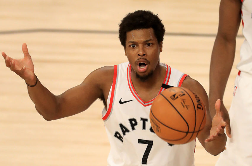 Toronto Raptors, Kyle Lowry (Photo by Mike Ehrmann/Getty Images)